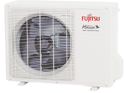 New Fujitsu 12rls2h Ductless Mini Split Include Ac