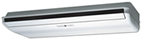 Fujitsu large ceiling suspended ductless AC