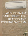 Daikin ductless systems